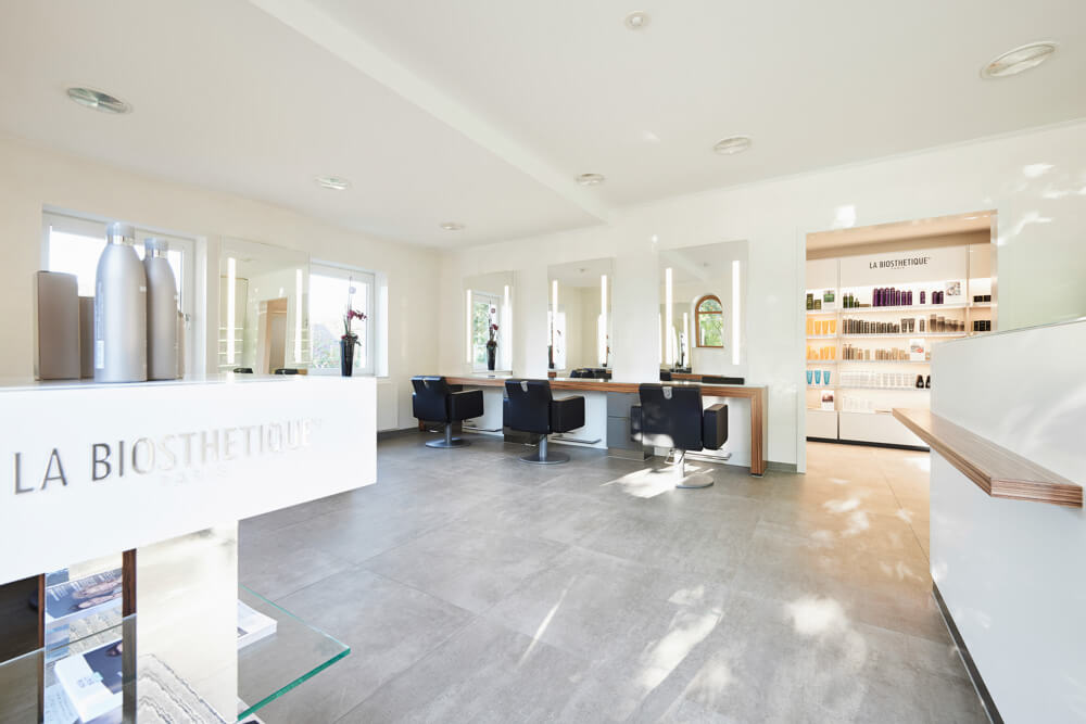 Friseur bayreuth unser friseursalon salon christa ernst la - La biosthetique salon ...